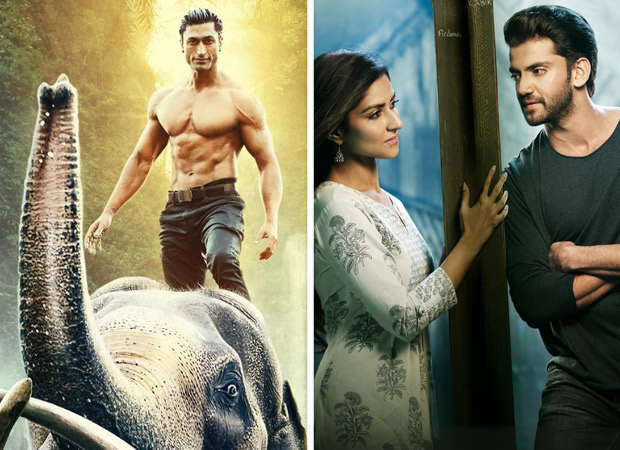 Junglee Box Office Collections Vidyut Jammwal's Junglee hangs on, all eyes on the second weekend; it is curtains for Notebook