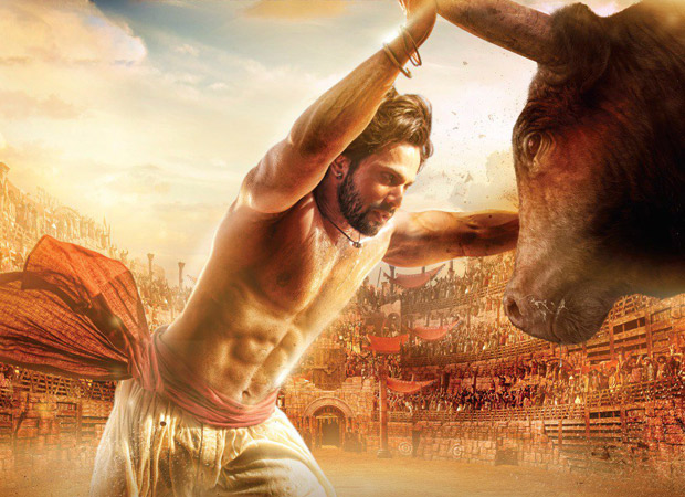 KALANK Varun Dhawan spilled his own BLOOD for bull-fighting scene (details out)