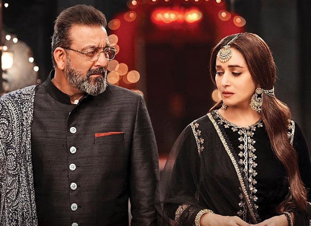 Kalank Sanjay Dutt sheds light on his role and talks about sharing the screen space with Madhuri Dixit after 21 years