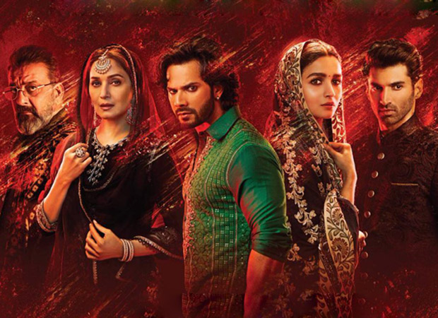 Kalank collects 5 mil. USD [Rs. 34.69 cr.] in overseas