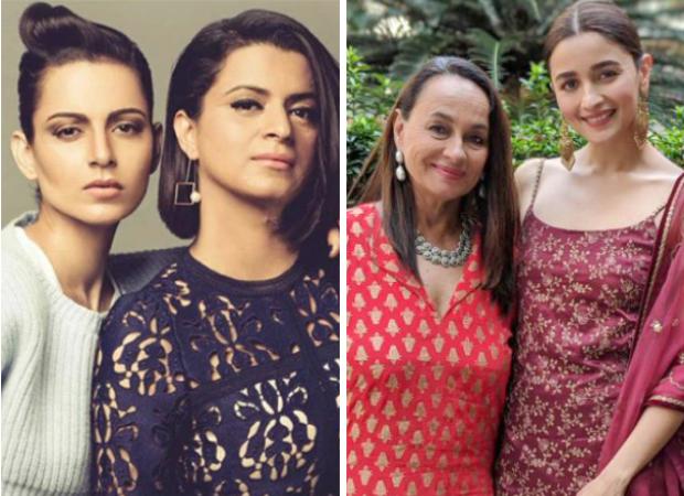 Kangana Ranaut's sister Rangoli Chandel calls Alia Bhatt and Soni Razdan as 'Non - Indians' spreading HATRED