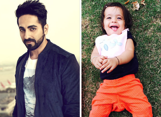 Ayushmann Khurrana Has The Sweetest Message For His Youngest Born, Daughter Varushka