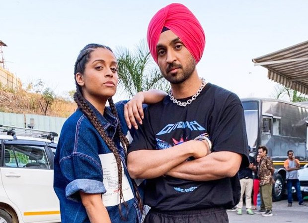 Diljit Dosanjh does this FUNNIEST collaboration with YouTube superstar Lilly Singh aka Superwoman and it will leave you in splits! [watch video]