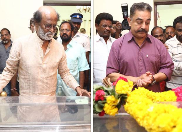 Rajinikanth, Kamal Haasan and others pay their respects to filmmaker Mahendran