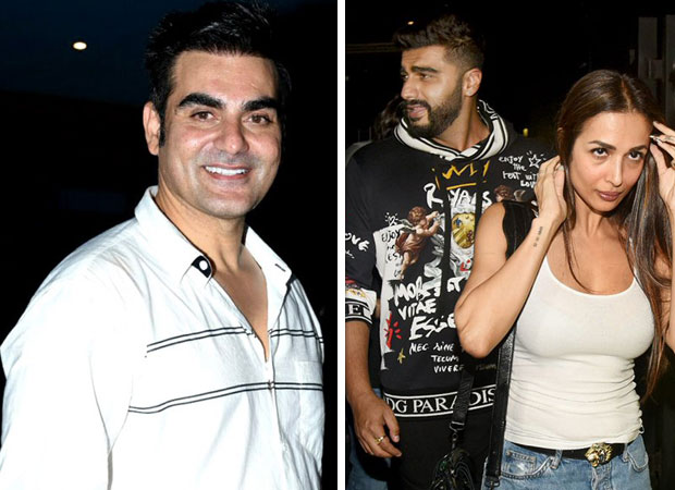 Here's how Arbaaz Khan REACTED when he was asked about the ongoing Arjun Kapoor – Malaika Arora relationship