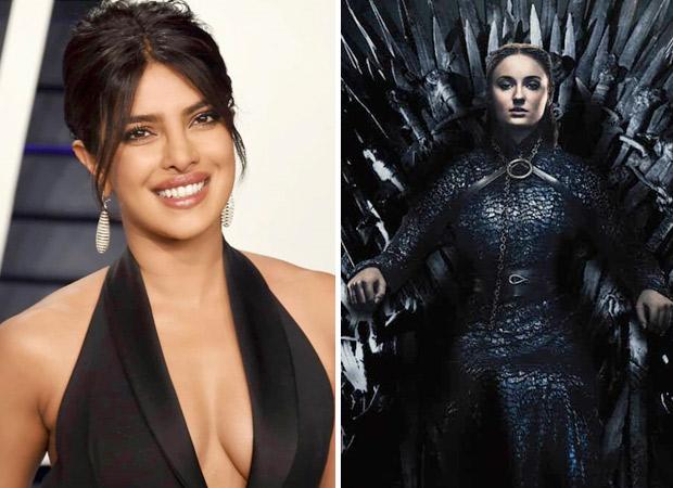 OMG! Priyanka Chopra and her Jonas tribe cheer for Sophie Turner as Game Of Thrones Season 8 premieres