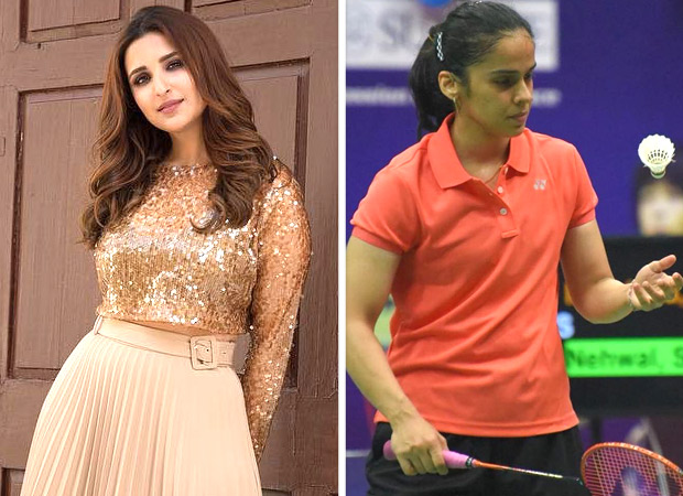 Parineeti Chopra starts her day at 5 am to prep for her role as Saina Nehwal!