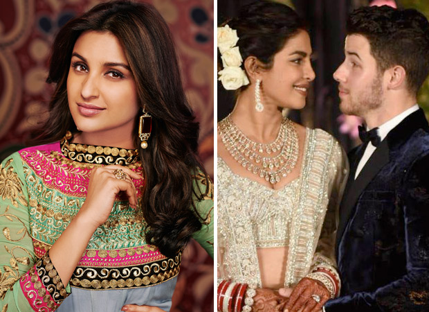 Here's what Parineeti Chopra had to say about the article on Priyanka Chopra that called her 'scam artist' for marrying Nick Jonas