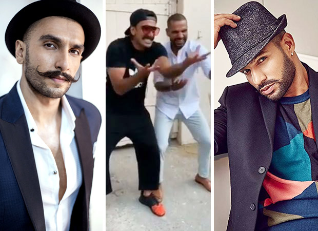 This video of '83 star Ranveer Singh and cricketer Shikhar Dhawan dancing their heart out will make your weekend just BETTER!!