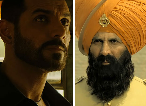 Romeo Akbar Walter Box Office Collections Day 4: The John Abraham starrer is decent on Monday, Kesari is holding well