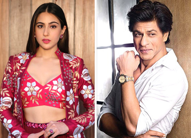 Sara Ali Khan irks Shah Rukh Khan fans by calling the superstar 'uncle' at the Filmfare Awards 2019 and sparks a debate on Twitter