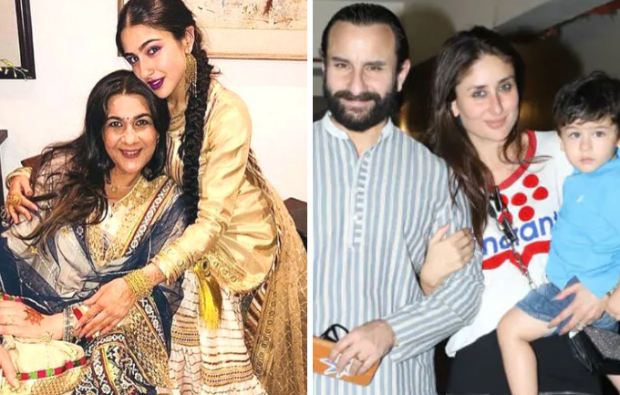 Sara Ali Khan opens up about life with Saif Ali Khan after separation from Amrita Singh; relation with Kareena Kapoor Khan and Taimur Ali Khan