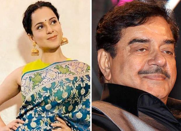 Shatrughan Sinha lauds Kangana Ranaut, calls her a role model for women empowerment