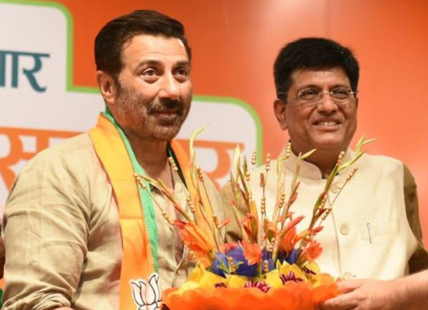 Sunny Deol joins the BJP in the 2019 elections