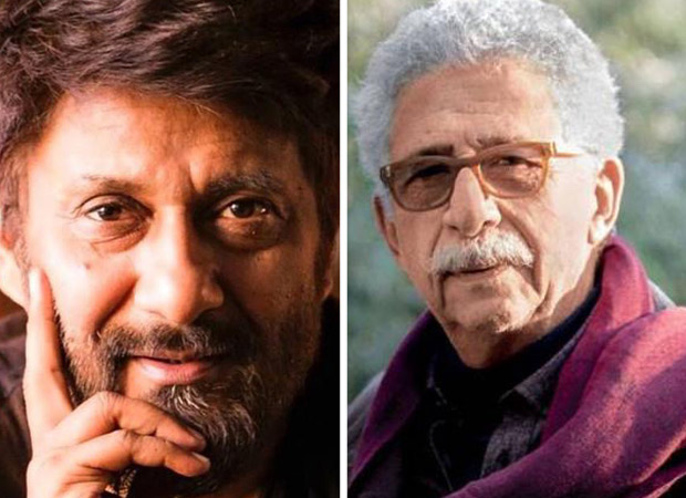 Vivek Agnihotri: I have nothing against Naseeruddin Shah but the Theatre Artiste movement is being used to CONFUSE people against BJP