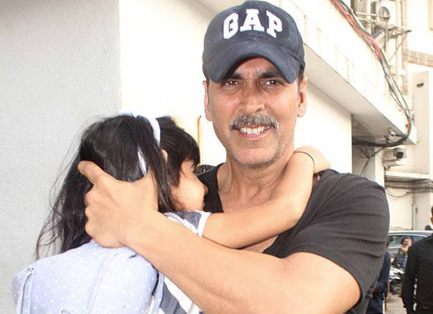 Akshay Kumar shares this adorable video of his daughter Nitara and here's why we think it is inspirational!