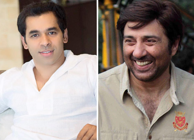 'we Had No Clue That Sunny Deol Sir Was Planning To Join Bjp', Says Blank Producer Vishal Rana