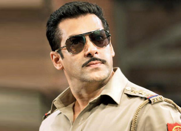 It's CONFIRMED! Salman Khan just shared the release date of Dabangg 3 and it is indeed going to be in December 2019!