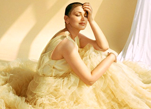 Sonali Bendre Behl opens up about losing hair during cancer treatment
