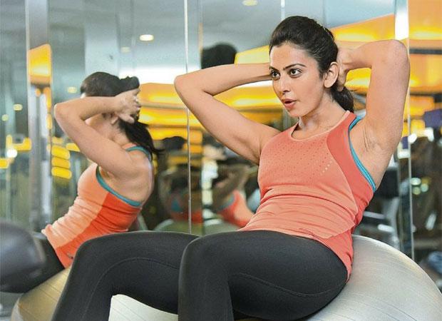 WOW! Rakul Preet Singh yet again impresses us with her gym routine! [Watch video]
