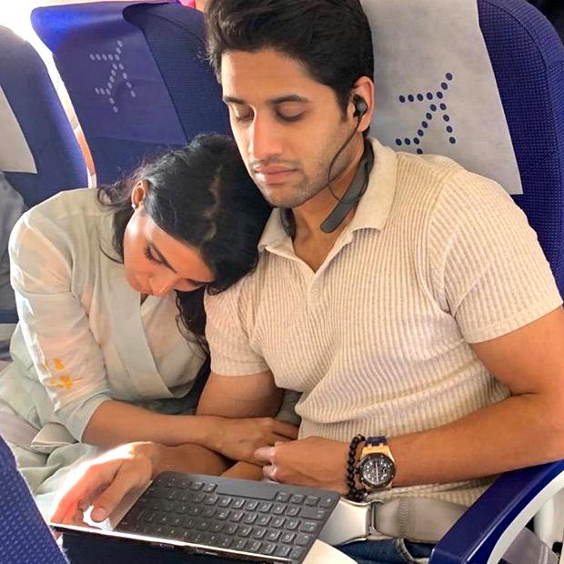 ChaySam Love! Samantha Ruth Prabhu has the most romantic post for her real life and reel life husband Naga Chaitanya [See photo]