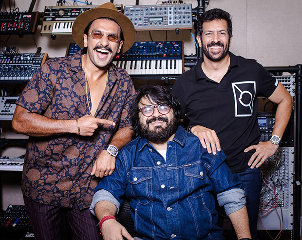 '83: Ranveer Singh and Kabir Khan set to collaborate with Pritam for an iconic anthem