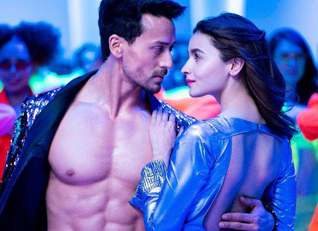 """it Was Very Tough For Me To Match Alia Bhatt's Dance Steps"" - Tiger Shroff On 'the Hook Up' Song In Student Of The Year 2"