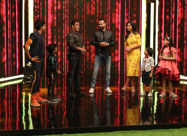 WOAH! Bharat stars Salman Khan and Katrina Kaif spent this day entirely dedicating it to cricket and IPL [See photos]