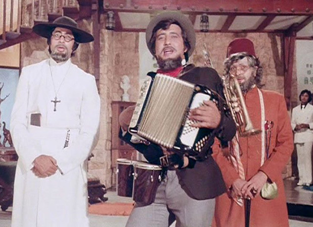 42 Facts about 'Amar Akbar Anthony'