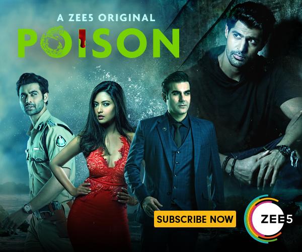 5 Reasons Why Zee5's Poison Starring Arbaaz Khan Is A Must Watch
