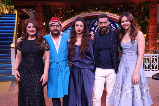 Ajay Devgn and Akshay Kumar's strategic shoot schedule revealed on The Kapil Sharma Show