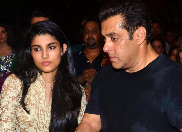 Ali Abbas Zafar reveals Salman Khan's niece Alizeh Agnihotri was the first one to watch Bharat