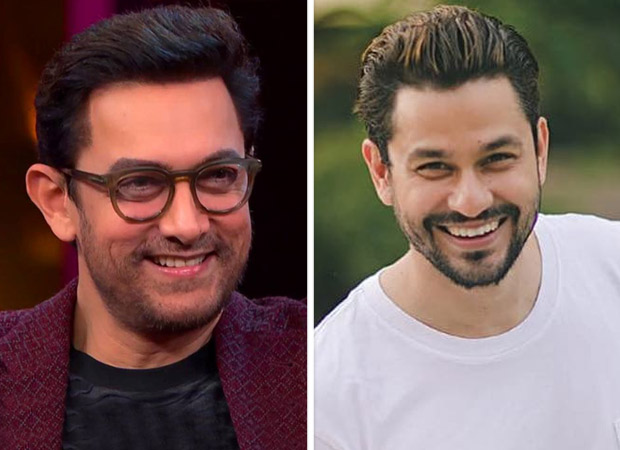 Kunal Kemmu Has His Mind Set On This Role By Aamir Khan
