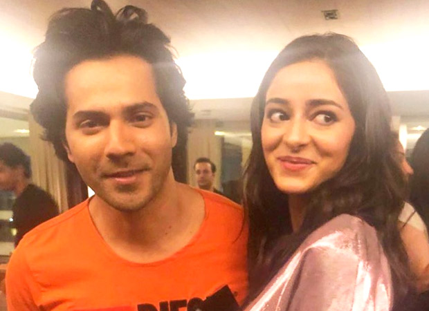 Ananya Panday Confesses That She Has A Crush On Varun Dhawan And We Can Relate!