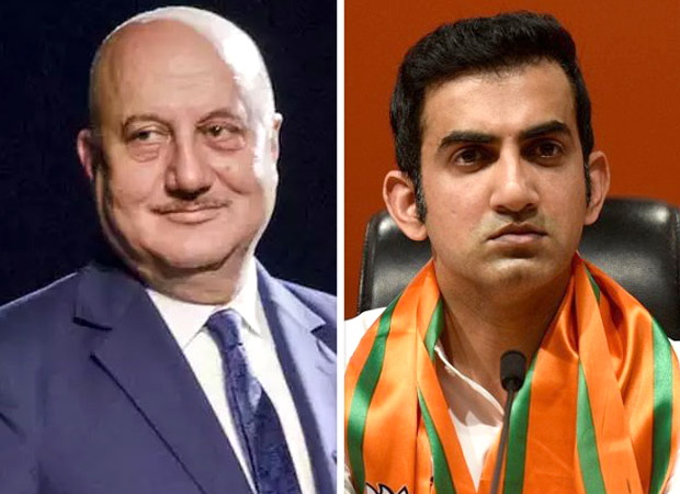 Anupam Kher tells Gautam Gambhir to not fall into trap after he condemned an attack on Muslim man