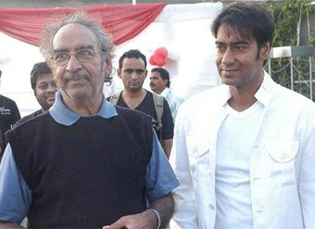 BREAKING: Ajay Devgn's father Veeru Devgan passes away