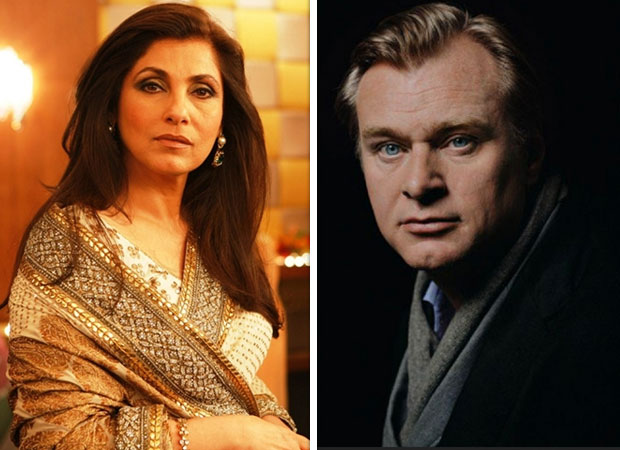 Dimple Kapadia joins the cast of Christopher Nolan's Tenet