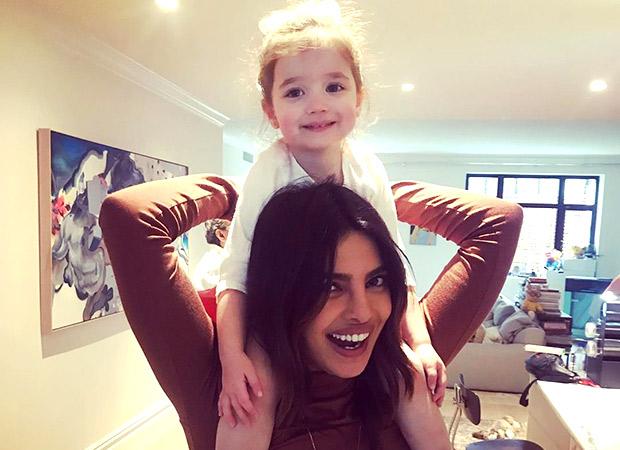 Cuteness Overload: Priyanka Chopra Jonas Posing With Her Niece, Valentina Jonas, Is Going To Make Your Monday Better!
