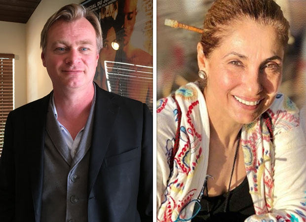 Christopher Nolan to shoot Tenet starring Dimple Kapadia in South Mumbai