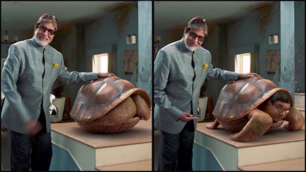 Mumbai Police Posts A Hilarious Yet Important Take On This Amitabh Bachchan Commercial!