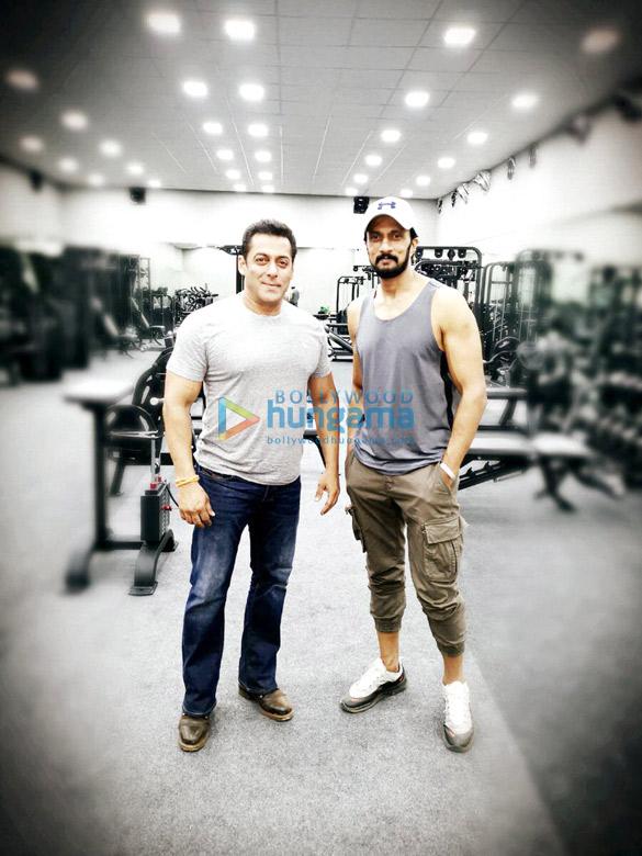 Dabangg 3: Salman Khan And Kiccha Sudeep Shoot Intense Climax Fight Scene