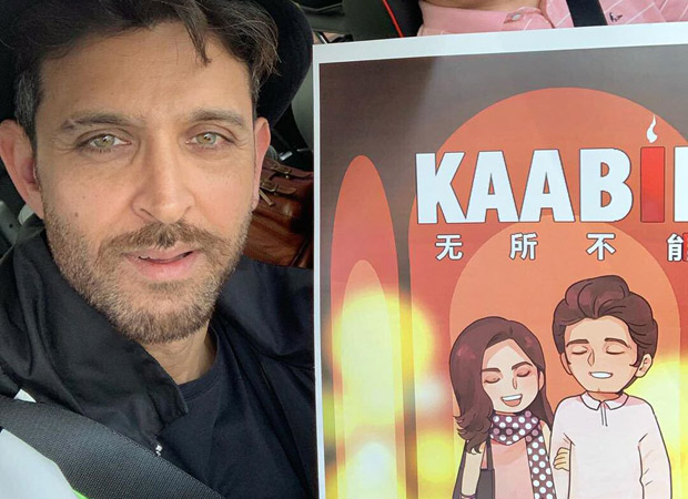 Hrithik Roshan addresses the Chinese audience, spills beans on 'Super 30'