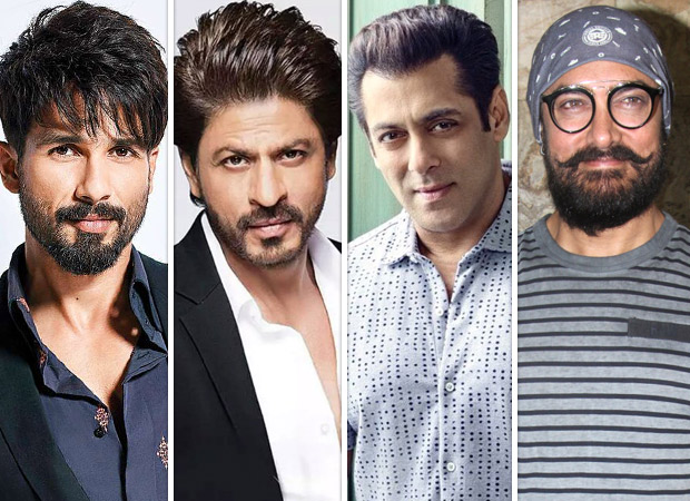 Exclusive: Shahid Kapoor Comments On Shah Rukh Khan, Salman Khan And Aamir Khan's Career (watch Video)