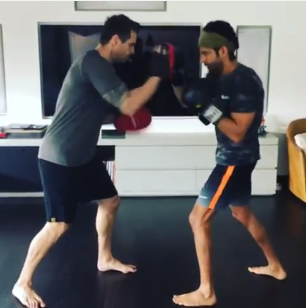 Farhan Akhtar's Toofan training video is perfect for mid-week motivation!