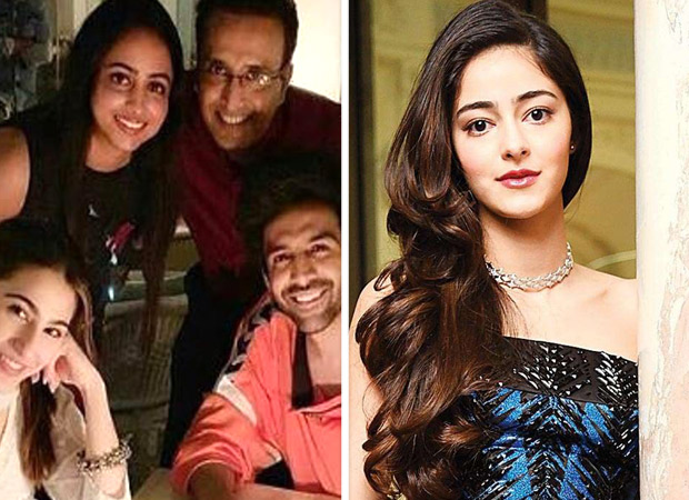 Watch: Ananya Panday Refuses To Go On A Date With Kartik Aaryan And Sara Ali Khan, Here's Why