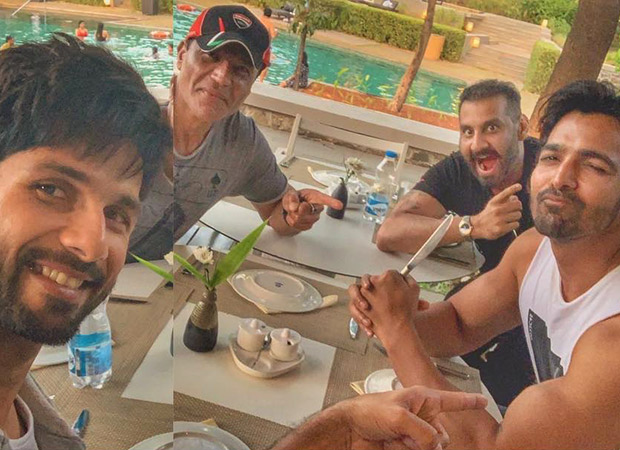 Shahid Kapoor Dishes Deets On His Crazy Bike Ride With Fellow Actor Friends