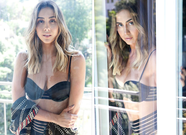 Hot Dayum! Lauren Gottlieb Slips Into Racy Black Lingerie, Gives Lessons On Self-love (see Pics)
