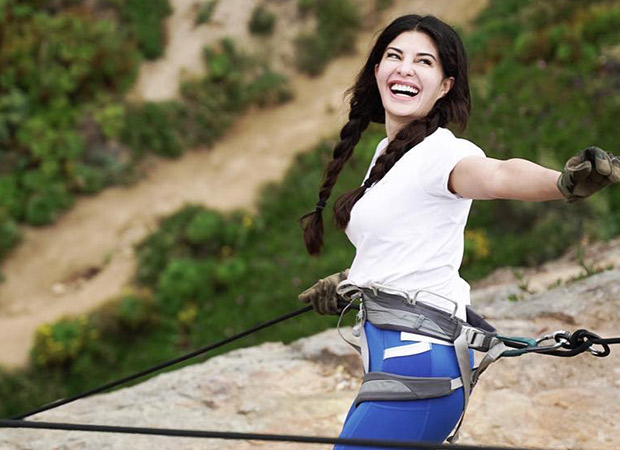 Jacqueline Fernandez's Training Will Give Professionals A Run For Their Money! (watch Video)