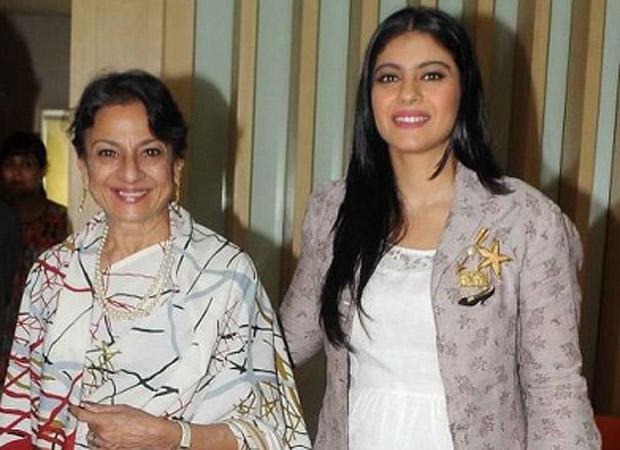 Kajol visits her mother Tanuja at Lilavati Hospital, a day after father-in-law Veeru Devgan's death