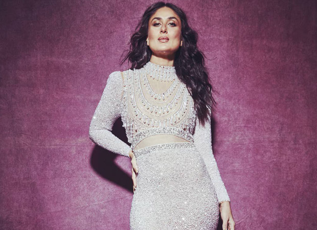 bb05bb545214 Kareena Kapoor Khan looks all things glam in this Yousef Al Jasmi outfit